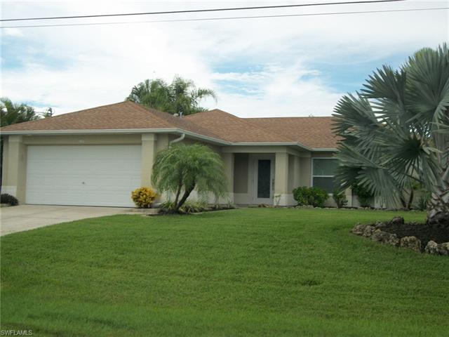2107 Sw Embers Ter, Cape Coral, FL 33991