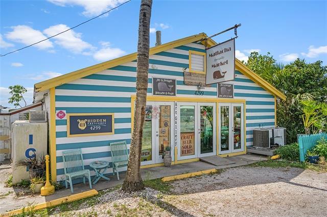4291/4299 Pine Island Rd Nw, Matlacha, FL 33993