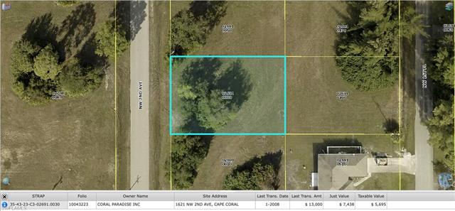 1621 Nw 2nd Ave, Cape Coral, FL 33993
