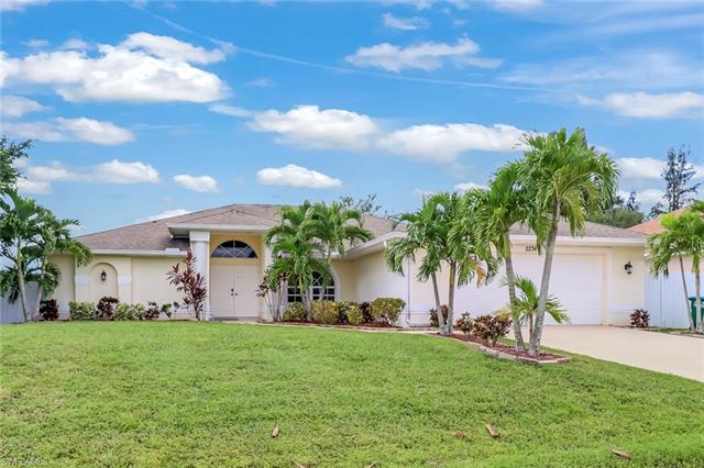 2236 Sw Embers Ter, Cape Coral, FL 33991