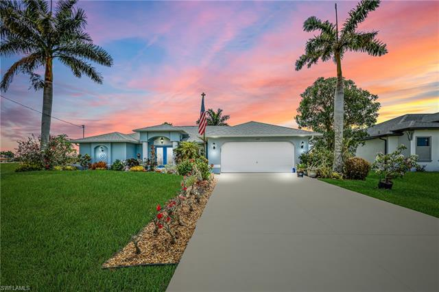 1017 Nw 37th Pl, Cape Coral, FL 33993
