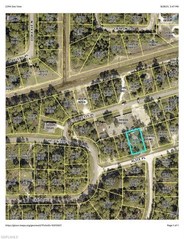 2518 Alice Pl, Lehigh Acres, FL 33971