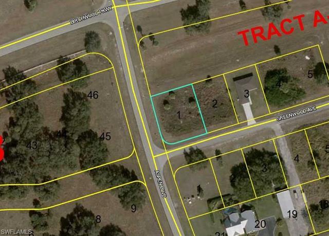 Lot#1 Block 16 Greenwood Ave, Labelle, FL 33935