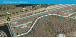 0000 Corkscrew Road & Stoneybrook Golf Dr, Estero, FL 33928