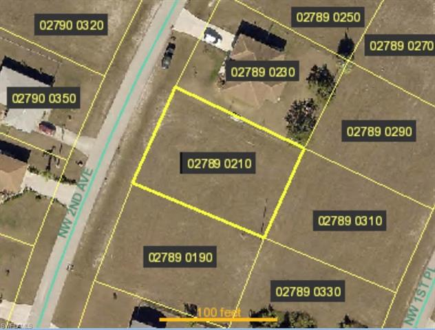 2803 2nd Ave, Cape Coral, FL 33993