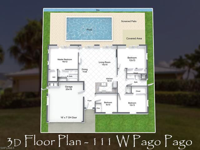 111 Pago Pago Dr W, Naples, FL 34113