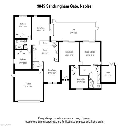 9845 Sandringham Gate, Naples, FL 34109
