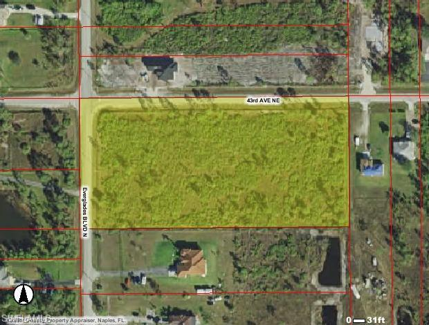 43rd Ave Ne/everglades Blvd N, Naples, FL 34120