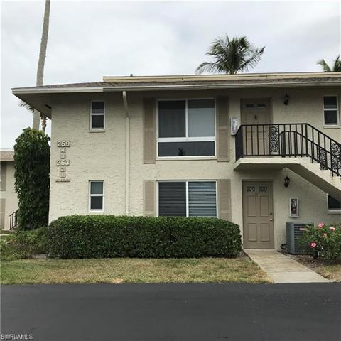257 Palm Dr E 257-2, Naples, FL 34112