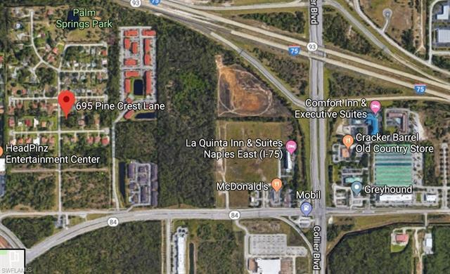 695 Pine Crest Ln, Naples, FL 34104