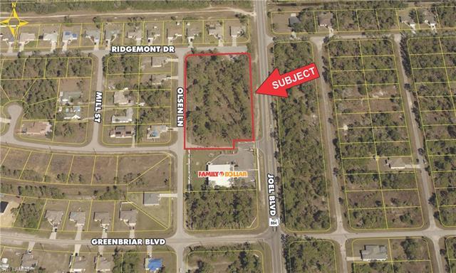 Lot 1 - Joel Blvd, Lehigh Acres, FL 33972