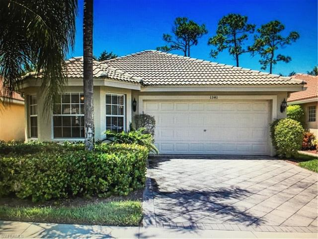 1341 Triandra Ln, Naples, FL 34119