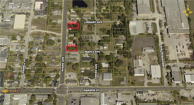 2887 & 2931 Evans Ave, Fort Myers, FL 33901