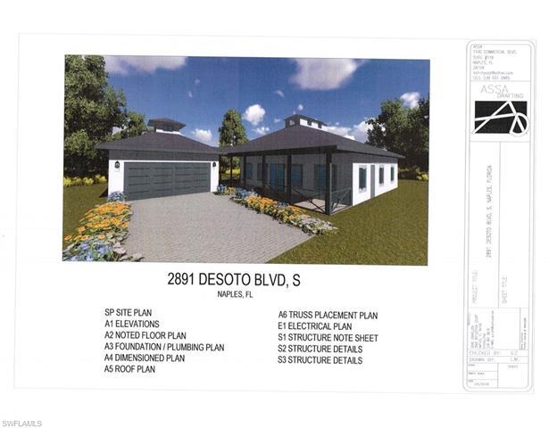 2891 Desoto Blvd S, Naples, FL 34117