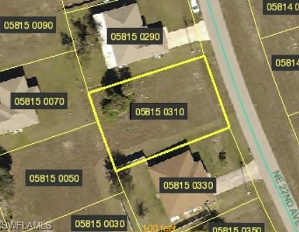 4410 22nd Ave, Cape Coral, FL 33909