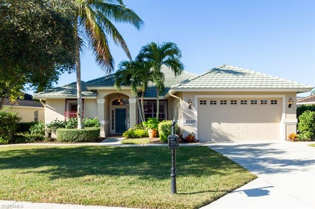 2020 Timberline Dr, Naples, FL 34109