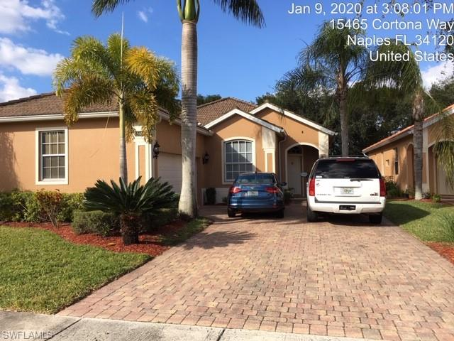 15465 Cortona Way, Naples, FL 34120