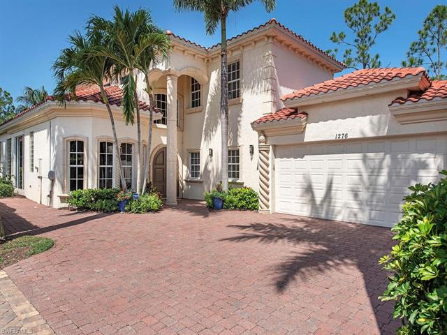 1276 Via Portofino, Naples, FL 34108