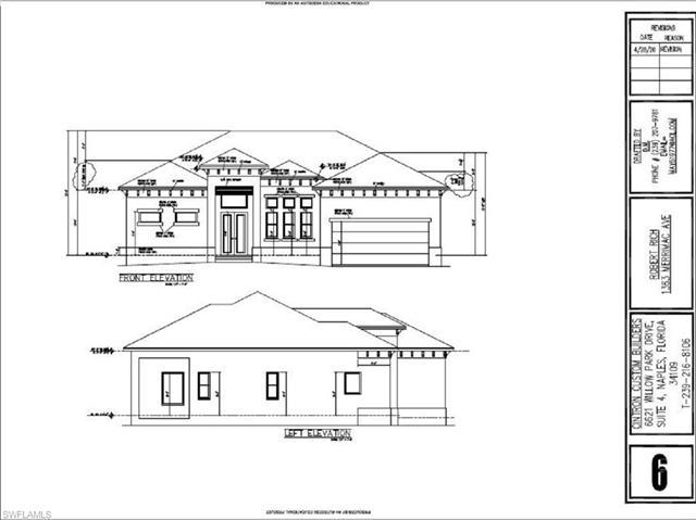 1363 Merrimac Ave, Marco Island, FL 34145