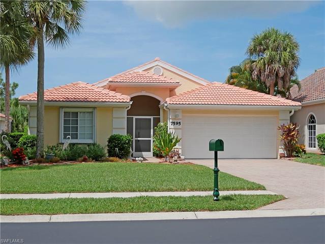 7595 Berkshire Pines Dr, Naples, FL 34104