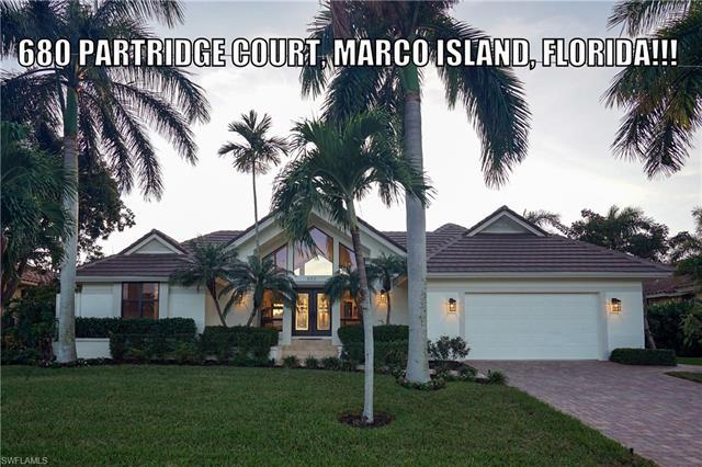 680 Partridge Ct, Marco Island, FL 34145