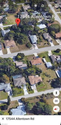 17544 Allentown Rd, Fort Myers, FL 33967