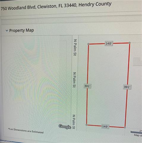 750 Woodland Blvd, Clewiston, FL 33440
