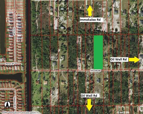 37th Avenue Ne Everglades Blvd, Naples, FL 34120