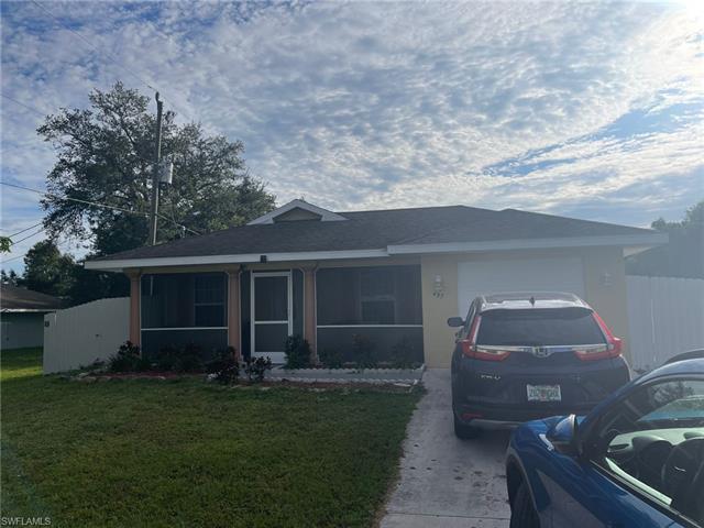 497 Clotilde Ave, Fort Myers, FL 33905