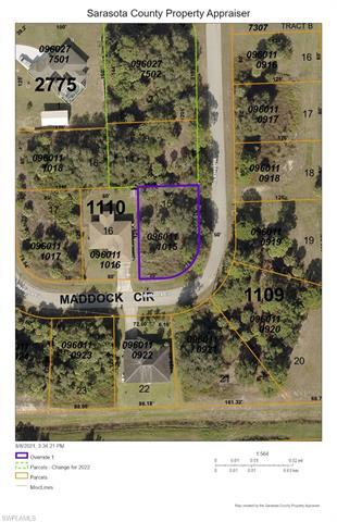 Maddock Cir, North Port, FL 34286