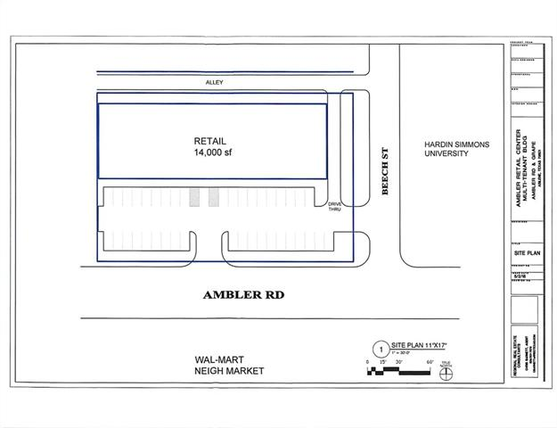 1618 Ambler Avenue, Abilene, TX 79601