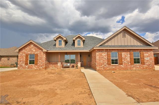 6609 Cedar Elm Drive, Abilene, TX 79606