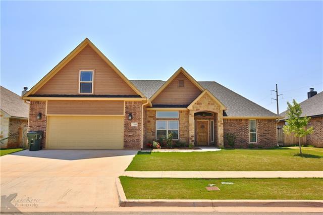 7433 Tuscany Drive, Abilene, TX 79606