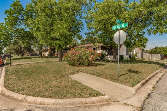 2042 Swenson St, Abilene, TX 79603