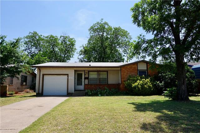 1017 Green Street, Abilene, TX 79603
