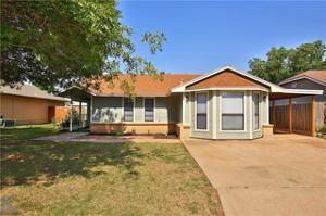 1702 Partridge Place, Abilene, TX 79605