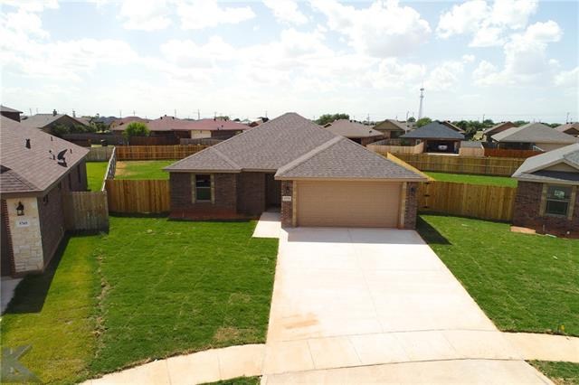 5773 Abbey Road, Abilene, TX 79606