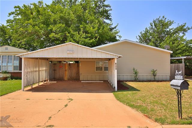 5173 Twylight Trail, Abilene, TX 79606