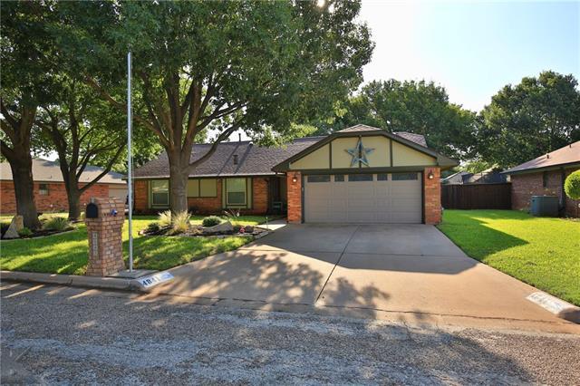 4841 Musgrave Trail, Abilene, TX 79606