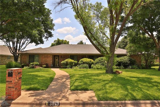 3849 High Meadows Drive, Abilene, TX 79605