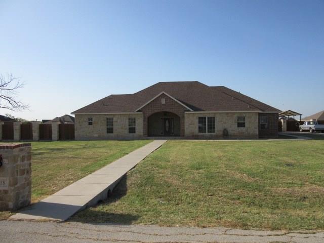 118 Peach Blossom Drive, Abilene, TX 79602