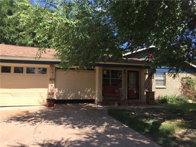 617 S San Jose Drive, Abilene, TX 79605