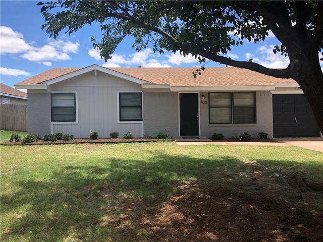 933 Minda Street, Abilene, TX 79602