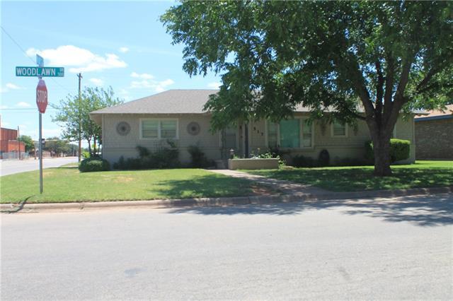 517 Woodlawn Drive, Abilene, TX 79603
