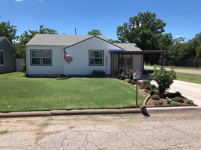 2202 Jeanette Street, Abilene, TX 79602