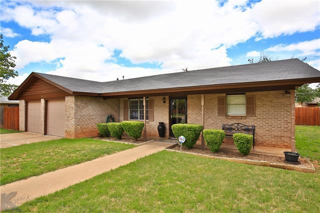 3009 Nonesuch Road, Abilene, TX 79606