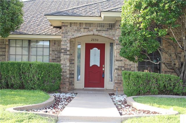 2850 Piping Rock Drive, Abilene, TX 79606