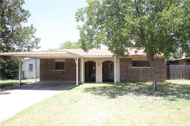 2534 S 28th Street, Abilene, TX 79605
