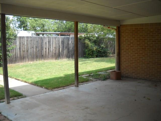 1927 S Willis Street S, Abilene, TX 79605