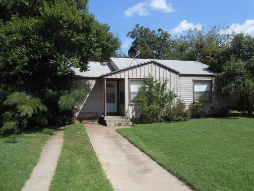 2317 Amarillo Street, Abilene, TX 79602